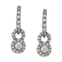 NEW ! j hoops earrings